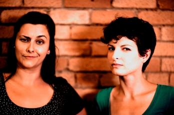 Ashleigh Comeau & Melanie Hrymak